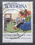 Poštovní známka Botswana 2010 Zdroje energie Mi# 931