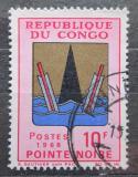 Poštovní známka Kongo 1968 Znak Pointe-Noire Mi# 147