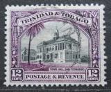 Poštovní známka Trinidad a Tobago 1936 Radnice v San Fernando Mi# 120 C Kat 4.40€