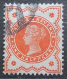 Poštovní známka Velká Británie 1887 Královna Viktorie Mi# 86