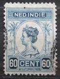 Poštovní známka Nizozemská Indie 1922 Královna Wilhelmina Mi# 147