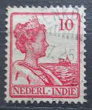 Poštovní známka Nizozemská Indie 1914 Královna Wilhelmina Mi# 115