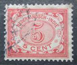 Poštovní známka Nizozemská Indie 1912 Nominální hodnota Mi# 113