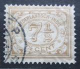 Poštovní známka Nizozemská Indie 1922 Nominální hodnota Mi# 141
