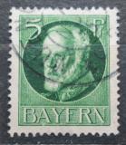 Poštovní známka Bavorsko 1916 Král Ludvík III. Mi# 112 A