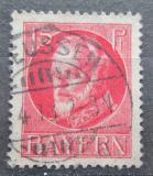 Poštovní známka Bavorsko 1916 Král Ludvík III. Mi# 115 A