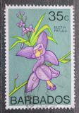Poštovní známka Barbados 1974 Orchidej Mi# 375 X
