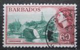 Poštovní známka Barbados 1956 Naklánění lodi Mi# 213 Kat 7€