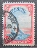 Poštovní známka Bermudy 1940 Jachta Mi# 104