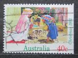 Poštovní známka Austrálie 1992 Vánoce Mi# 1326 D