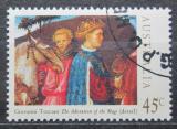Poštovní známka Austrálie 1994 Vánoce, umění, Giovanni Toscani Mi# 1436