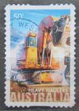 Poštovní známka Austrálie 2008 Bagr Mi# 2984