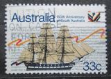 Poštovní známka Austrálie 1986 Plachetnice Buffalo Mi# 959