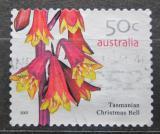 Poštovní známka Austrálie 2007 Blandfordia punicea Mii# 2773