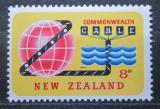 Poštovní známka Nový Zéland 1963 Propojení zemí Commonwealthu Mi# 430