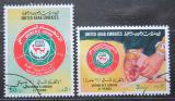 Poštovní známky S.A.E. 1996 Svaz žen Mi# 507-08