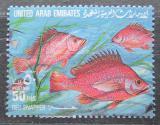 Poštovní známka S.A.E. 1991 Ryby Mi# 338