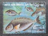 Poštovní známka S.A.E. 1991 Ryby Mi# 344