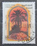 Poštovní známka S.A.E. 1987 Datlová palma Mi# 231
