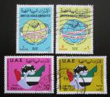 Poštovní známky S.A.E. 1986 Poštovní reforma Mi# 194-97