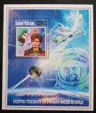 Poštovní známka Guinea-Bissau 2013 Valentina Těreškovová Mi# Block 1229 Kat 8.50€