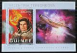 Poštovní známka Guinea 2013 Valentina Těreškovová Mi# Block 2250 Kat 16€