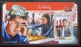 Poštovní známka Svatý Tomáš 2016 Slavní šachisti Mi# Block 1230 Kat 10€