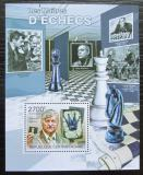 Poštovní známka SAR 2011 Světoví šachisti Mi# Block 744 Kat 11€