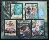 Poštovní známky SAR 2012 Aztécká kultura Mi# 3547-50 Kat 14€