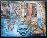 Poštovní známky SAR 2012 Mayská kultura Mi# 3567-70 Kat 16€
