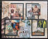 Poštovní známky SAR 2012 Křesťanská kultura Mi# 3572-75 Kat 16€