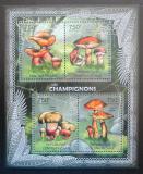 Poštovní známky SAR 2012 Houby Mi# 3612-15 Kat 14€