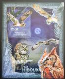 Poštovní známka SAR 2012 Sovy Mi# Block 942 Kat 12€