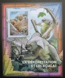 Poštovní známka SAR 2012 Koala Mi# Block 943 Kat 12€