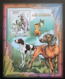 Poštovní známka SAR 2012 Psi Mi# Block 951 Kat 14€