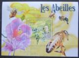 Poštovní známka SAR 2011 Včely Mi# Block 708 Kat 9.50€