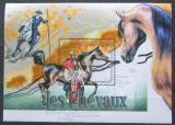 Poštovní známka SAR 2011 Koně Mi# Mi# Block 727 Kat 9.50€