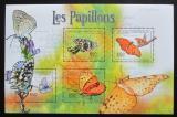 Poštovní známky SAR 2011 Motýli Mi# Mi# 2988-91 Kat 10€