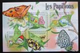 Poštovní známky SAR 2011 Motýli Mi# Mi# 2992-95 Kat 10€