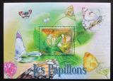 Poštovní známka SAR 2011 Motýli Mi# Mi# Block 710 Kat 9.50€