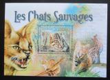 Poštovní známka SAR 2011 Šelmy Mi# Mi# Block 720 Kat 9.50€