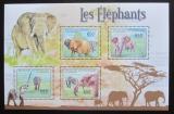 Poštovní známky SAR 2011 Sloni Mi# Mi# 3049-52 Kat 10€