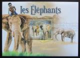 Poštovní známka SAR 2011 Sloni Mi# Mi# Block 723 Kat 9.50€