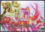 Poštovní známka SAR 2011 Orchideje Mi# Block 706 Kat 9.50€