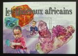 Poštovní známka SAR 2011 Africké minerály Mi# Block 704 Kat 9.50€