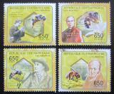 Poštovní známky SAR 2011 Včely Mi# 2978-81 Kat 10€
