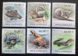 Poštovní známky Mosambik 2011 Kajman černý Mi# 4308-13 Kat 11€