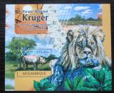 Poštovní známka Mosambik 2012 Fauna NP Kruger Mi# Mi# Block 674 Kat 10€