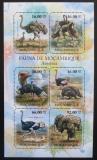 Poštovní známky Mosambik 2011 Pštrosi Mi# 4903-08 Kat 12€