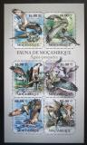 Poštovní známky Mosambik 2011 Orlovec Mi# 4917-22 Kat 12€